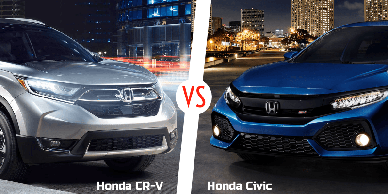 Civic VS CR-V