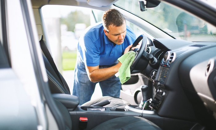hacks to deep clean your car