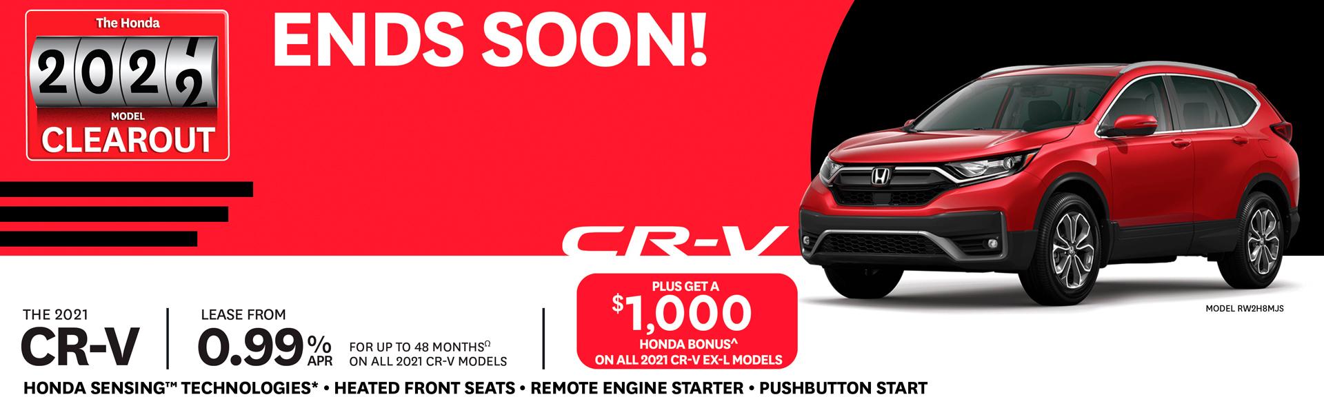 2021 CR-V