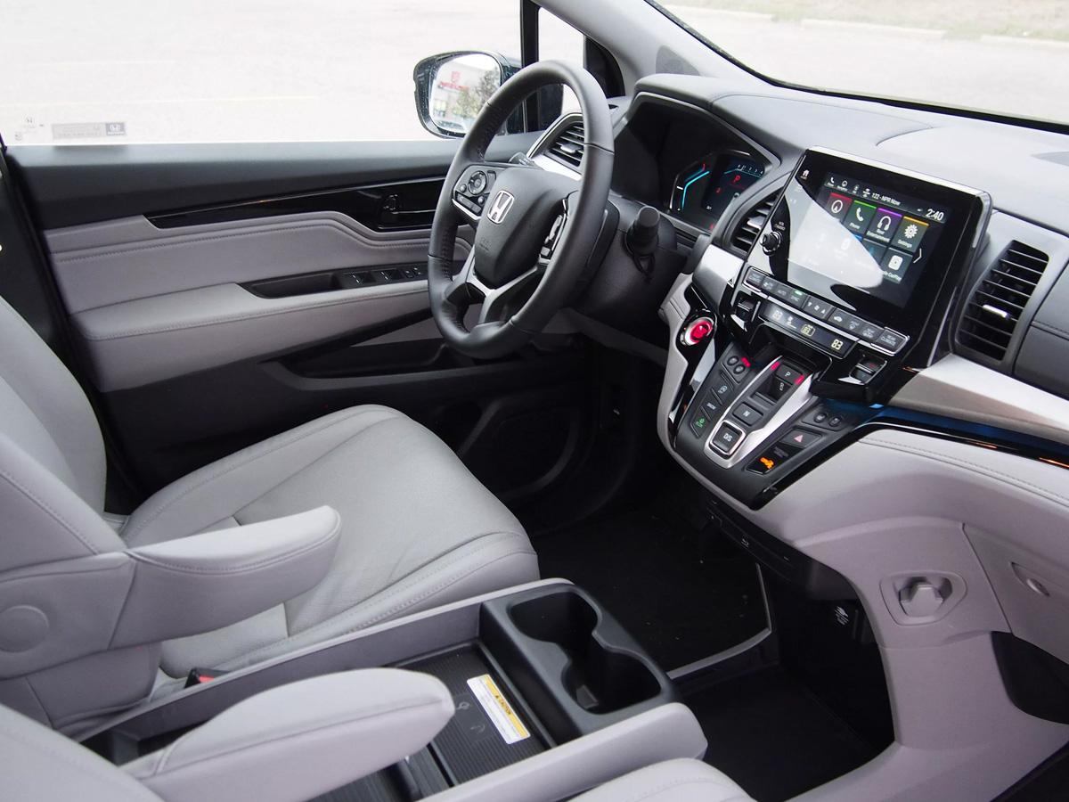 202 Honda Odyssey