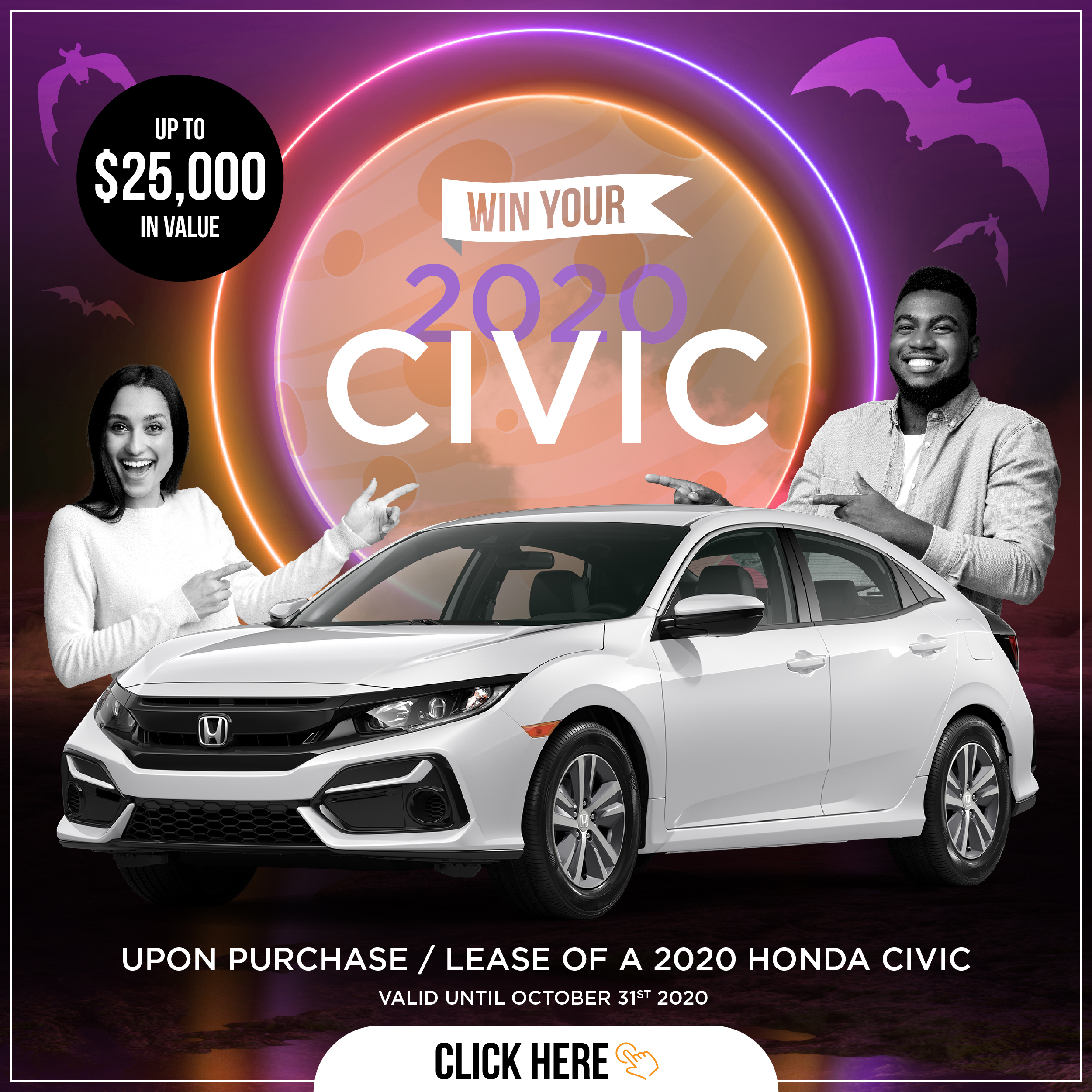 2020 Win Your Civic